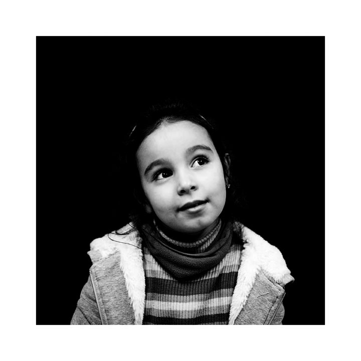 Room 13 Children Portraits Tower Hamlets, East London 2011
