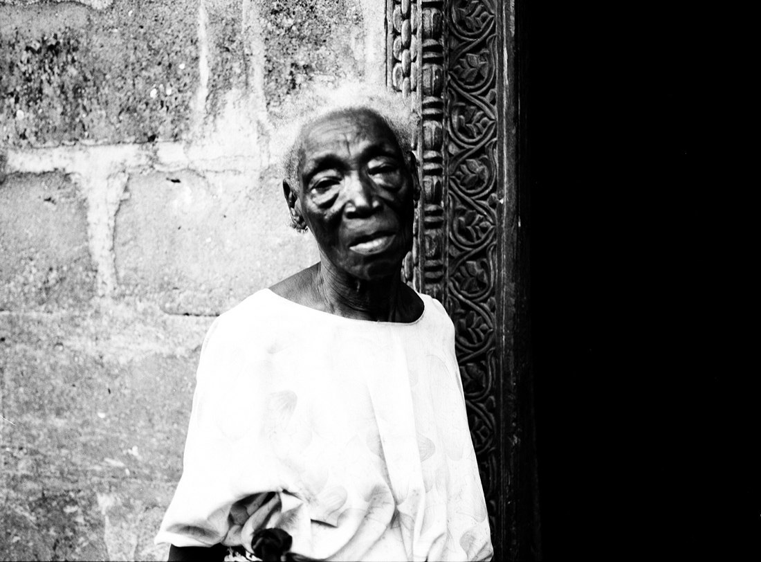 Bi Kidude, Stonetown, Zanzibar, Tanzania 2004