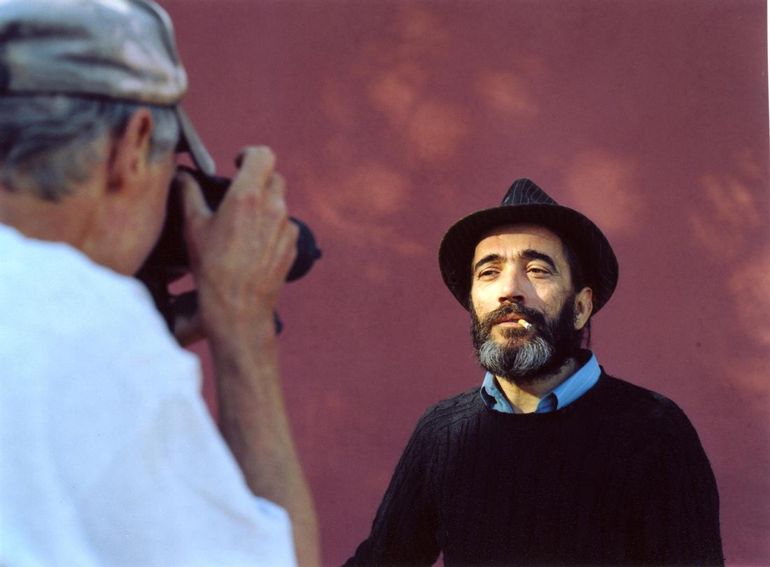 Chico Ocana Spain's musician of new flamenco Extremadura, Spain 2007